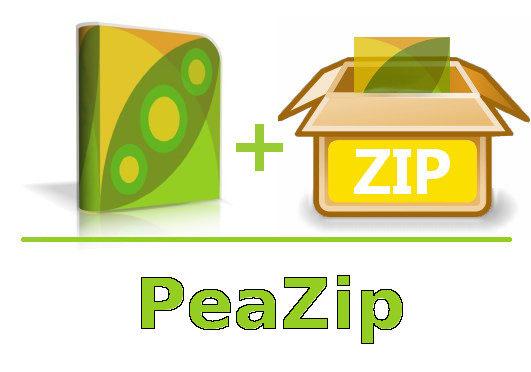 Peazip Free File Archiver Utility පාවිච්චි කරමු.