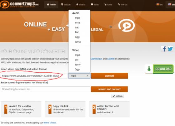 convert2mp3 sinhala tech news