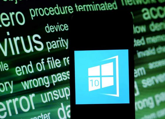 Critical' Windows 10