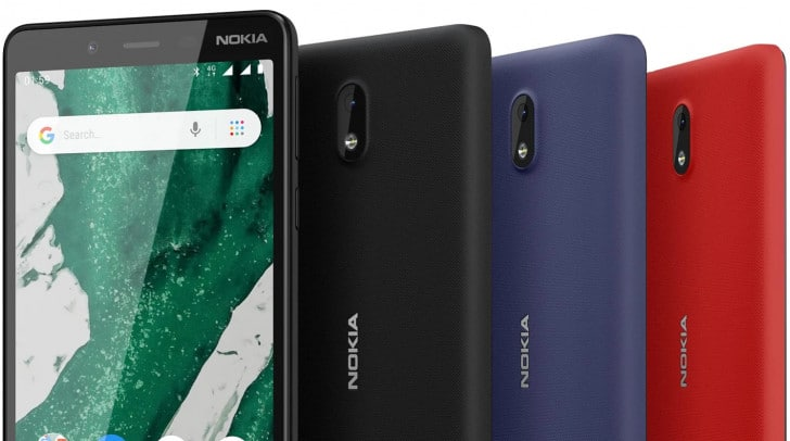 Nokia 1 Plus updated to Android 10 Go Edition