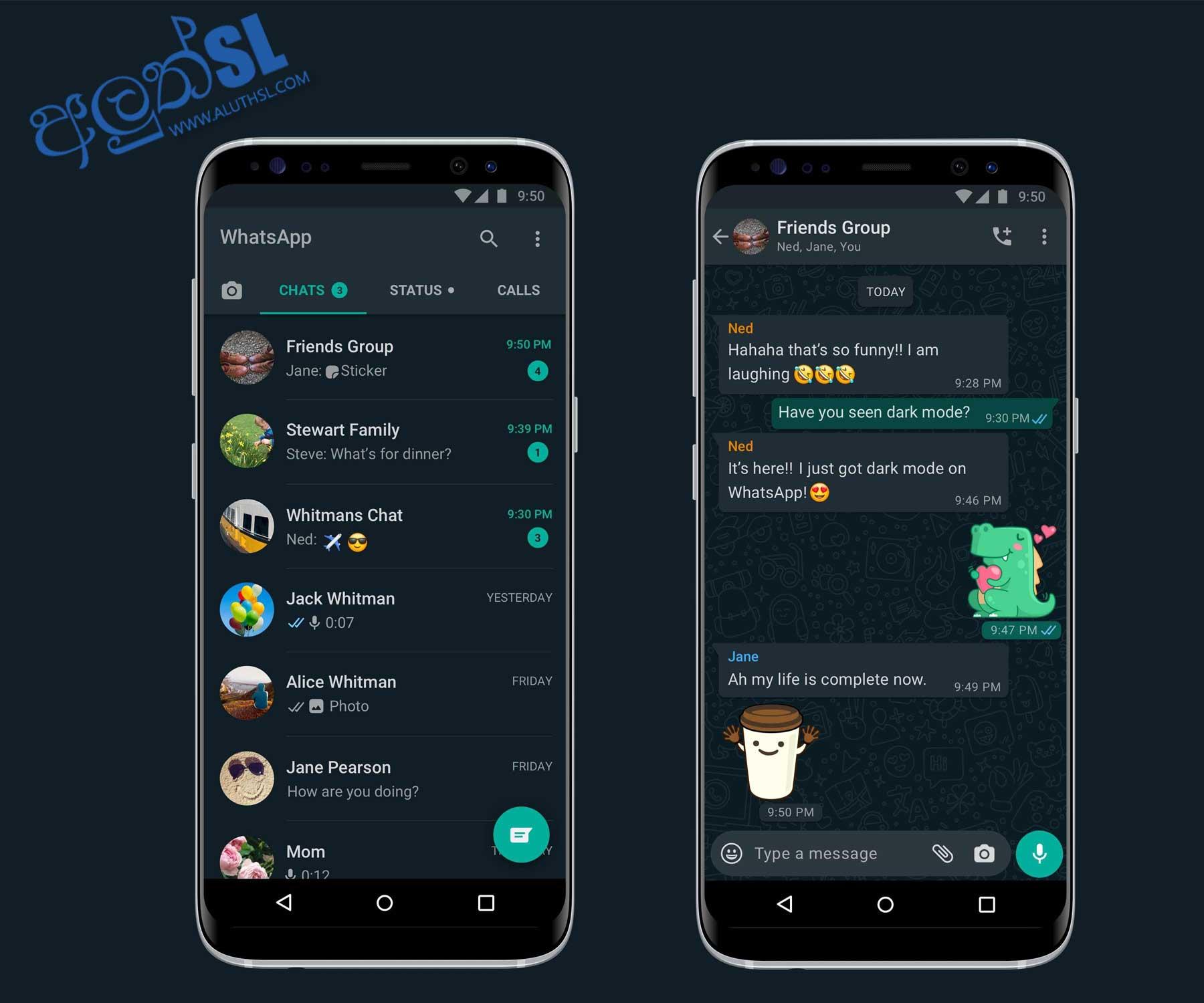 දැන් WhatsApp සදහා  Multi Devices Login පහසුකම නොදුරේදීම